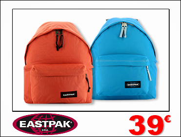 EASTPAK SAC DOS