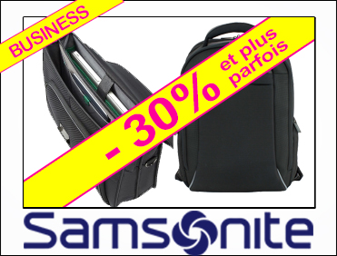 -30% BUSINESS SAMSONITE